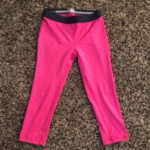 Soffe Dri crop workout pants